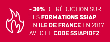 SSIAP Ile de France promotion